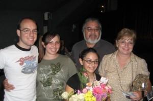 Allison's Family