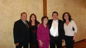 Ernie, Sandra, Virginia, Hector, Olivia