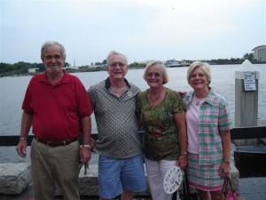 Turner Family Reunion in Savannah