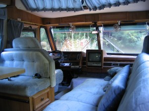 Interior of the Beast